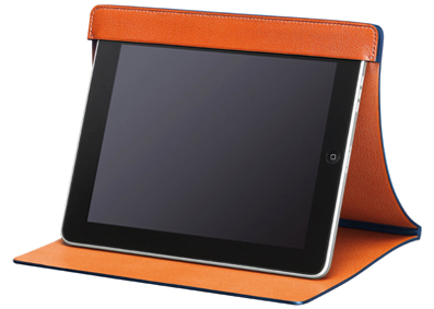 Hermes iPad station in swift calfskin