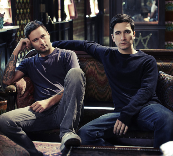 First look at Jack & Lazaro in the first issue of @styledotcom's #styledotmag